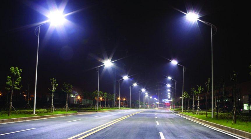Chiếu Đô Thị Thông Minh - Tiết Kiệm Điện